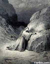 Mary Magdalene, by Dore