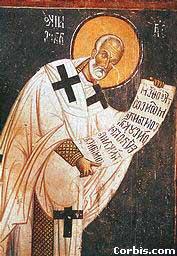 Icon of Clement of Alexandria