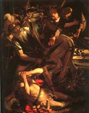 The Conversion of Paul, by Caravaggio
